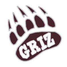 83 Best University Of Montana Griz Images University Of Montana