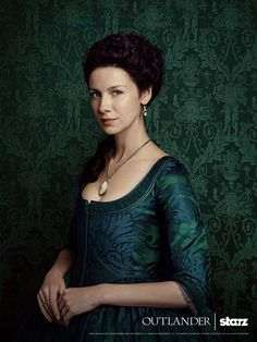 Claire Elizabeth Beauchamp Randall Fraser (Caitriona Balfe) Does anyone need a dose of smelling salts? Help up off the floor? Starz released a plethora of new 'Outlander' portraits that…