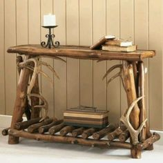I want bedside tables like this :)