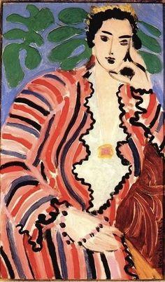Henri Matisse - Portrait of Helene, 1937 Henri Matisse, Matisse Kunst, Matisse Art, Matisse Pinturas, Matisse Paintings, Post Impressionism, Art Moderne, Art Design, Design Ideas
