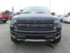 2013 Ford F-150 Raptor at Dorian Ford in Clinton Township., MI
