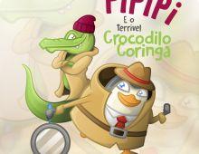 Crowdfunding para: Pipipi, livro criado coletivamente com as crianças da Casa da Santíssima.