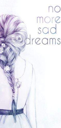 no more sad dreams. by nhienan.deviantart.com on @deviantART