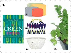 Eco-Gift Guide for Hostess or Housewarming II