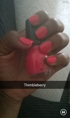 Thimbleberry  by Sinful Colors