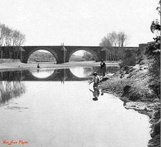 Puente y rio San Juan 1