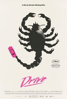 drive poster. by cory schmitz.
