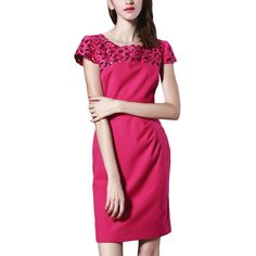 Savannah Dress | Pink by Romance Collection on Brands Exclusive