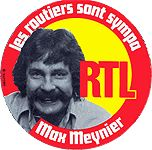 Les routiers sont sympa // RTL Tv, The Old Days, Sweet Memories, Adolescence, Techno, Childhood Memories, Vintage Photos, Nostalgia, The Past