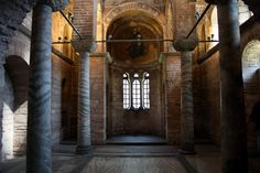 Istanbul. Església de la Panaghia Pammakáristos. Nau central