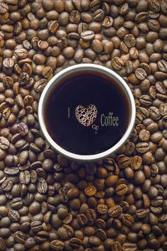 { I Love Coffee }