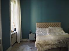 Färdigt resultat: Sovrum och arbetsrum | Michaela Forni | Bloglovin'