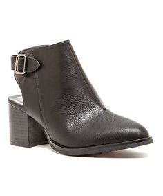 Another great find on #zulily! Black Toni Bootie #zulilyfinds