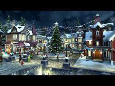 🎅🎄 Christmas Snowing Village ☃️❄️⭐️ Relaxing Festive Xmas Music Instrumental Piano ⭐️ 3 HR 1080HD - YouTube Fresh Christmas Trees, Why Christmas, Merry Christmas Everyone, Christmas Scenes, Christmas Decorations, Xmas Music, Christmas Music, Christmas Playlist, Christmas Interiors