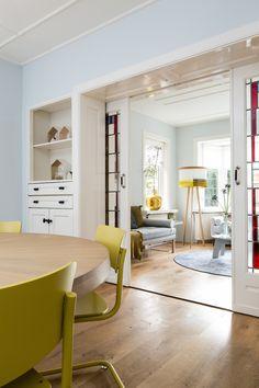 Gele bank en muur vtwonen | Interior Design | Pinterest | Interiors ...