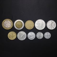 1899 Silver Birth year set 5 coins other years also