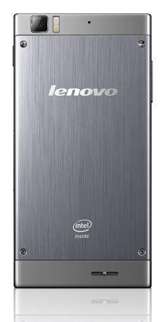 인텔 클로버 트레일에 5.5인치 풀HD까지... 레노버의 스마트폰, 아이디어폰 K900