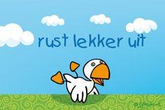 "Gratis e-card: ""Rust lekker uit"""