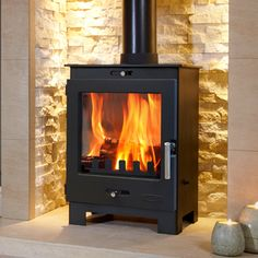 Flavel Arundel Multi-Fuel / Wood Burning Stove