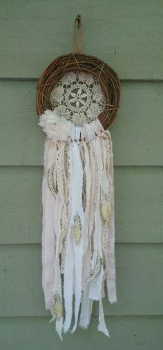 Boho Dream Catcher ~ Tara - Creative Embellishments