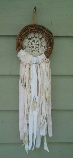Boho Dream Catcher ~ Tara - Creative Embellishments