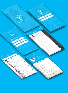 Healthcare App on Behance