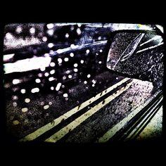 Lluvia en el espejo
