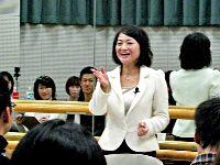 企業研修   プロの話し方を身に付けるなら!フリーアナウンサー倉島麻帆オフィシャルウェブサイト