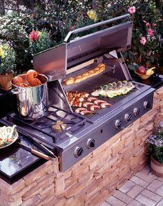 70 best outdoor kitchen images bar grill gardens outdoor cooking rh pinterest com