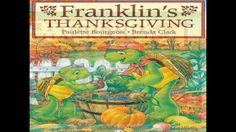 Learn more about Franklin's Thanksgiving in the CW MARS digital collection. Thanksgiving Preschool, Thanksgiving Crafts For Kids, Thanksgiving Videos, Autumn Activities, Book Activities, Online Stories, Nonsense Words, School Videos, Music For Kids