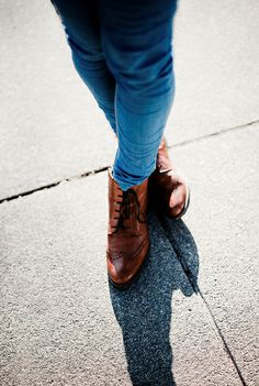 oxford booties