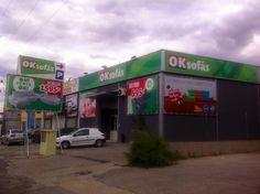 Tienda #OKSofás en #Toledo