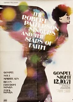 Gunther Kieser – Robert Patterson Singers - Stars Of Faith (1971)