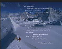 North Face - We Will Never Stop Exploring