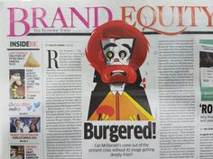 Brand Equity article on McDonald's India is immature comment on the current crisis. Writer is misplaced with his thought process and marketing logic.