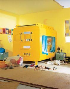 More cool kids' bedrooms