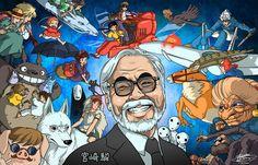 The Beginner's Miyazaki Movie Marathon