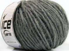 Fiber Content 70% Acrylic 30% Wool Brand ICE Grey fnt2-40330