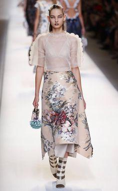 Fendi | Ready-to-Wear Spring 2017 | Look 36