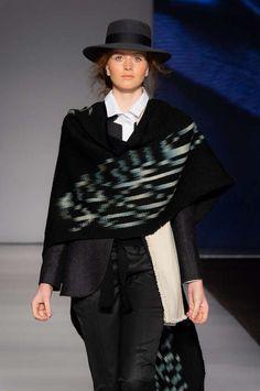 Adriana Santacruz, Осень/Зима 2018, Богота, Womenswear