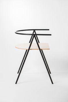 prototype / chair A1, Michal Latko, Lukasz Fragstein
