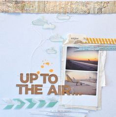 Up to the air by Nina Ostermann #SoCal