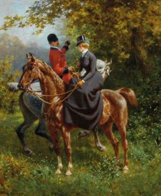 Thanks so much for your pins today!  Tonight and Friday, let's do EQUESTRIAN ART.    (Jules Didier)