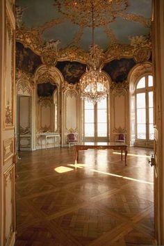 Hôtel De Soubise, salon de la princesse, Paris
