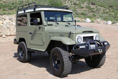 1971 Toyota Land Cruiser ICON FJ40 for sale | Hemmings Motor News