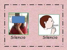 Cancion silencio Trd, Musical, Youtube, Spanish, Preschool, Polaroid Film, School, Baby Learning, Daily Routines