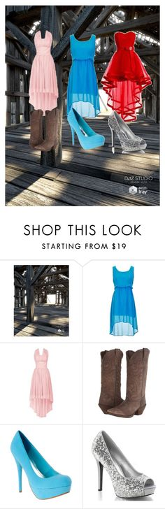 """Untitled #11"" by countrygirl83634 on Polyvore featuring jon & anna and Durango"