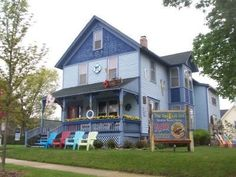House vacation rental in Lake Geneva from VRBO.com! #vacation #rental #travel #vrbo