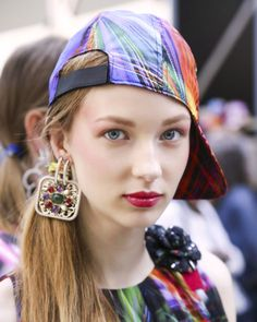 Spring 2017 Beauty Trend Report: How to Embrace the '80s Without Looking Like a Dweeb - FASHION Magazine