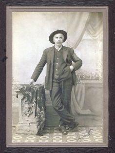 The mysterious Giuseppe (Joseph) Genetti: 1862 - ?